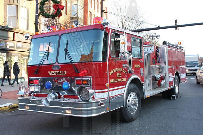 Westfield FD (Middletown, Ct) Engine 5