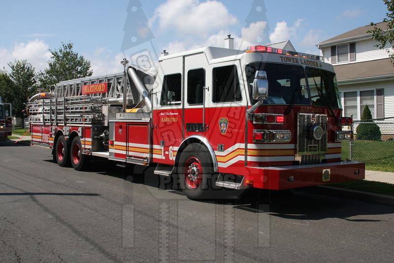 Hartford, Ct Ladder 6