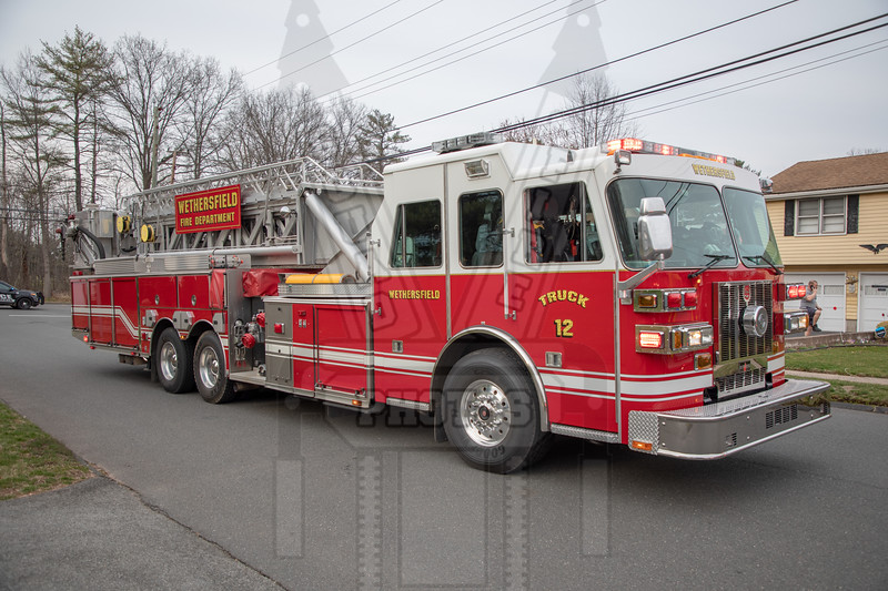 Wethersfield, Ct Truck 12