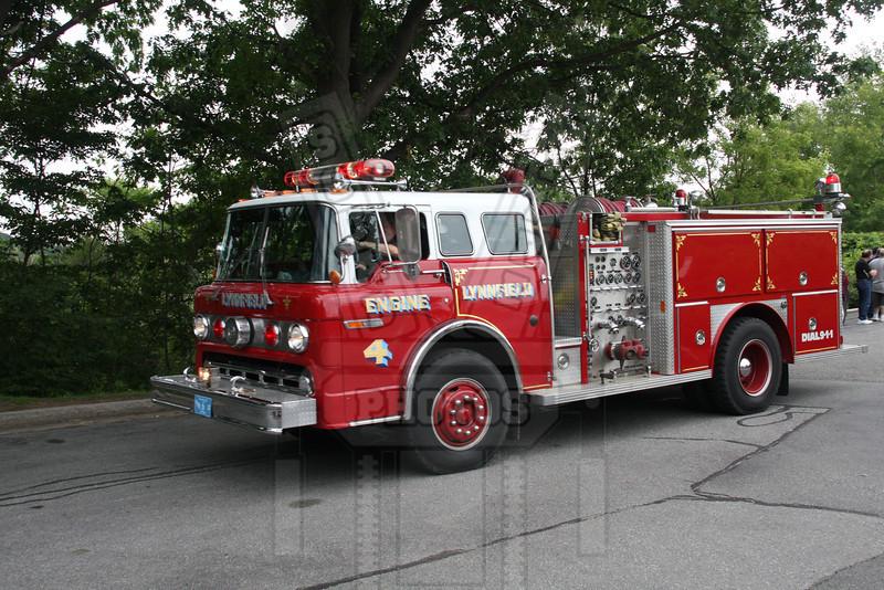Lynnfield, Ma Engine 4