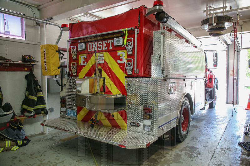 Rear of Onset, Ma. Engine 3