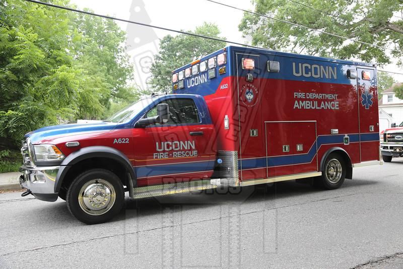 University of Connecticut (Storrs campus) Ambulance 622