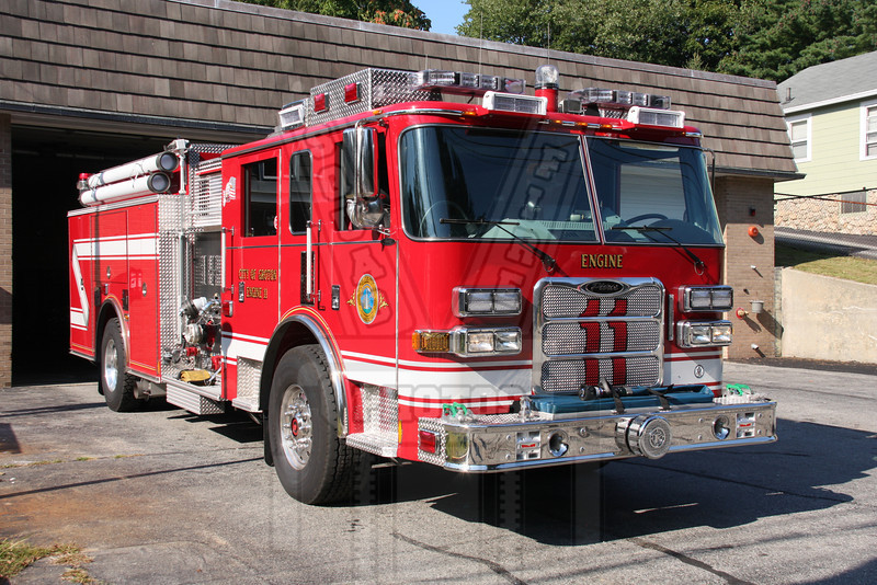 City of Groton, Ct Engine 11