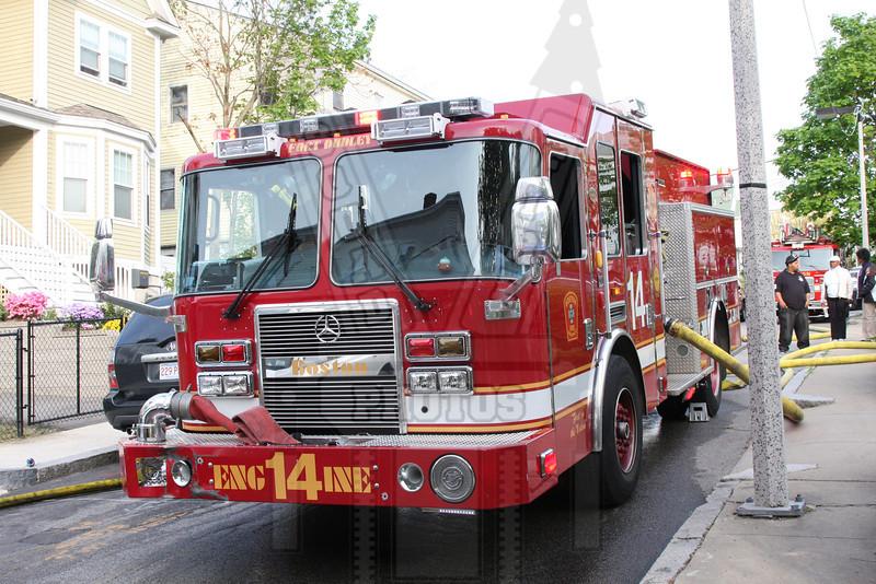 Boston, Ma. Engine 14