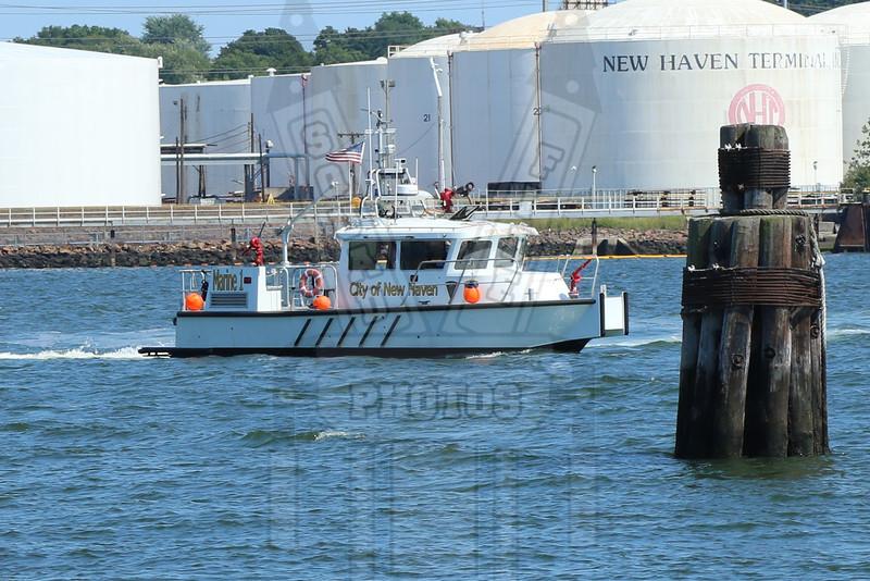 New Haven, Ct  Marine 1
