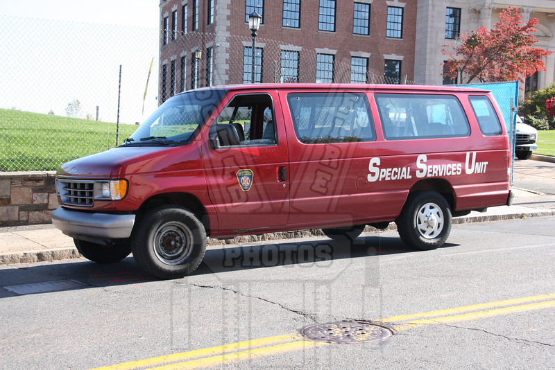 Hartford, Ct Special Services Unit van