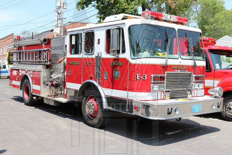 Amesbury, Ma.  Spare engine
