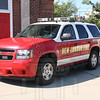 New London, Ct  Battalion Chief's car