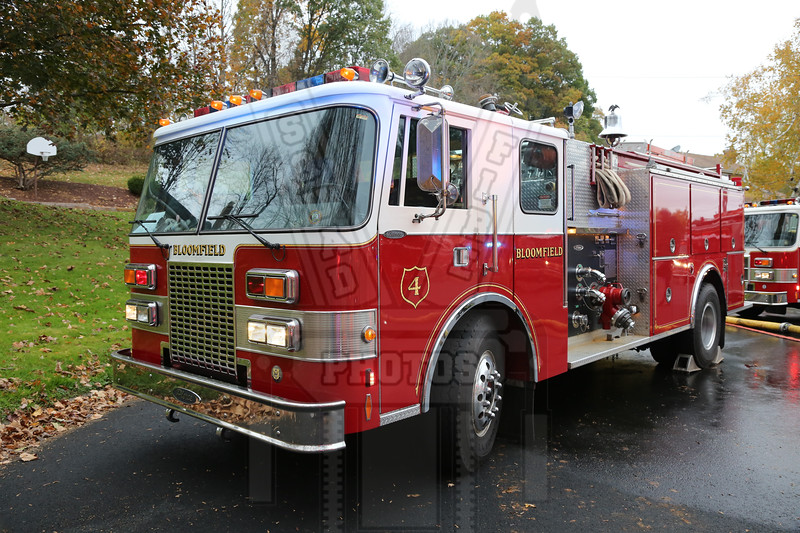 Bloomfield, Ct Engine 4