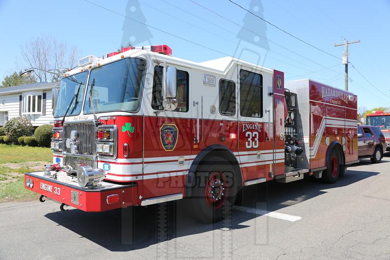Hazardville (Enfield, Ct) Engine 33