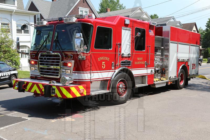 West Hartford, Ct. Engine 5