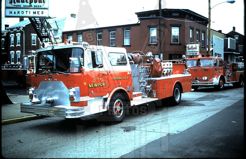 Newport, Ky. Engine 2