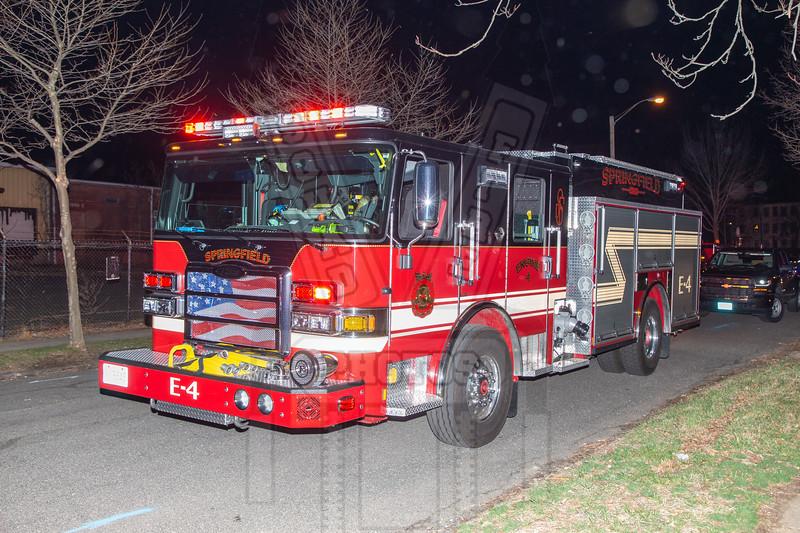 Springfield, Ma. Engine 4
