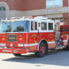 East Hartford, Ct Engine 3. This rig is the former Engine 99 from the TV show Rescue Me with Dennis Leary