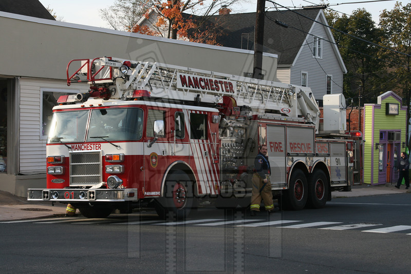 Manchester, Ct Fire Rescue EMS Quint 1