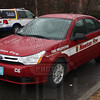 Newton, Ma. Fire Prevention car