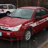 Newton, Ma. Fire Prevention car