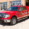 Manchester, Ct. Fire Rescue EMS Shift commanders vehicle