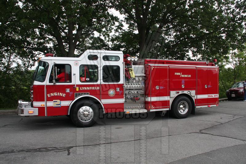 Lynnfield, Ma Engine 2