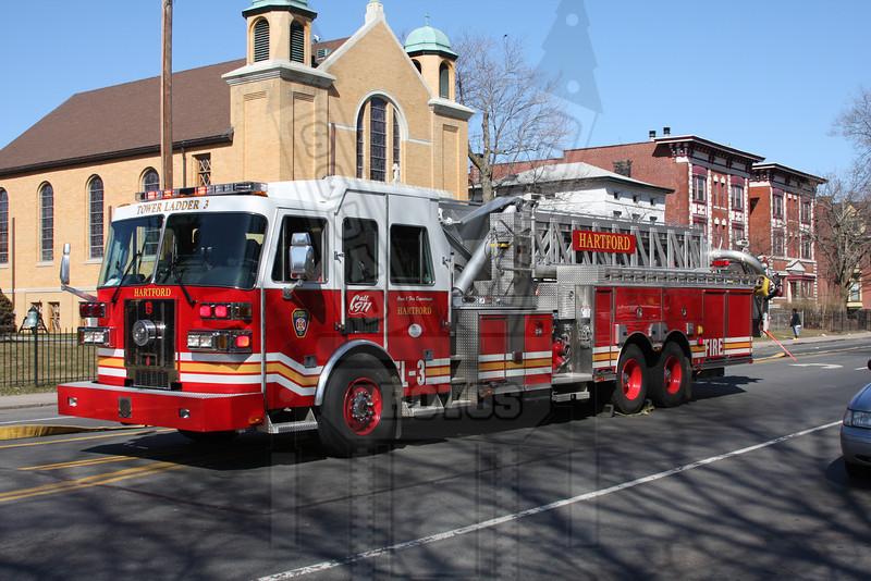 Hartford, Ct. Ladder 3