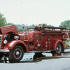 Mack engine from East Hartford, Ct. Picture provided by Kenneth Beliveau