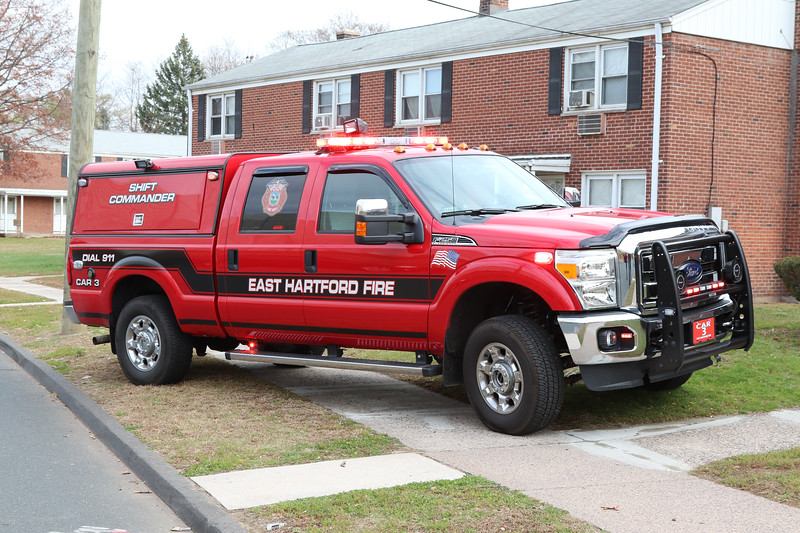 East Hartford, Ct. Car 3 (Shift Commander)