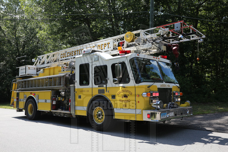 Colchester, Ct Ladder 128