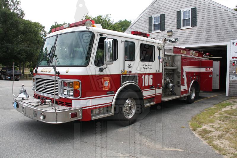 Dennis, Ma (Cape Cod) Engine 106