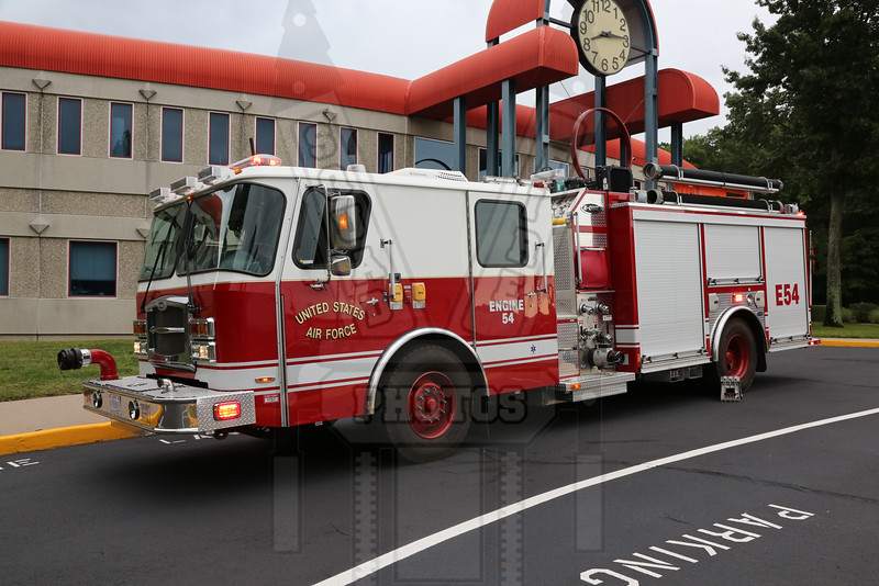 Ct. Air National Guard Engine 54