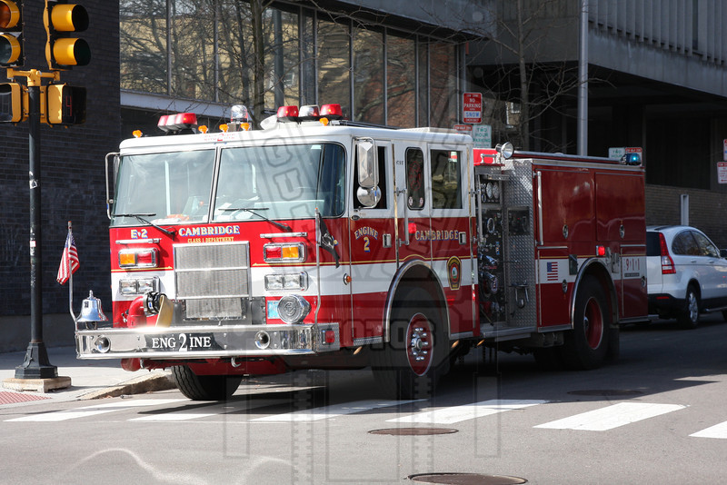 Cambridge, Ma. Engine 2