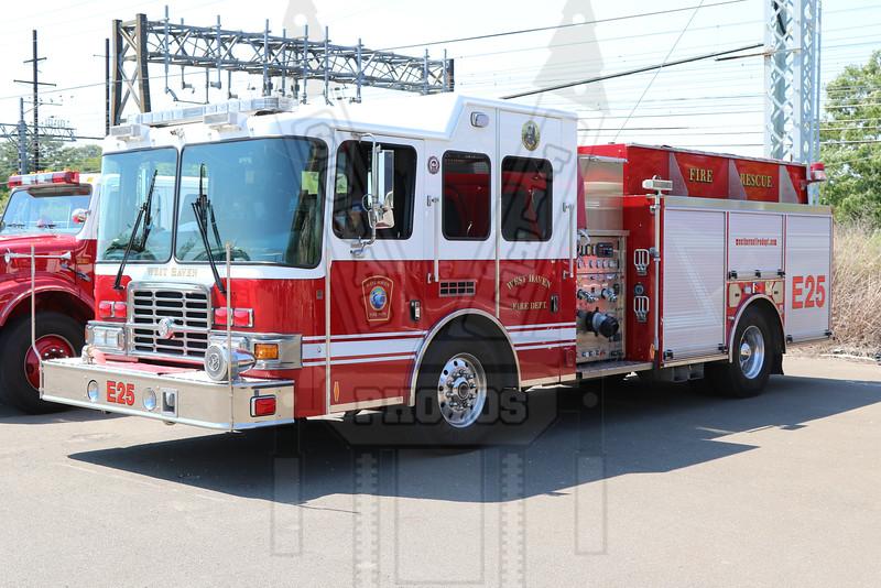 West Haven, Ct Engine 25