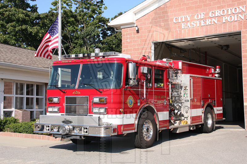 City of Groton, Ct Engine 21