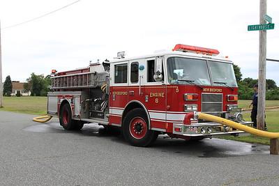Engine 6 2003 Pierce Dash 1250/750
