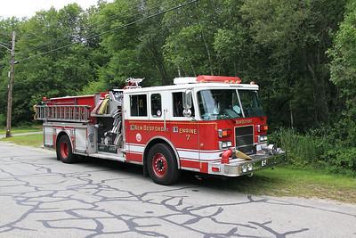Engine 7 1999 Pierce Sabre 1250/750