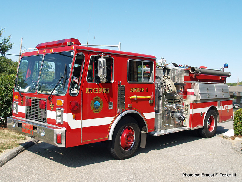 Engine 1 - 1991 KME Renegade 1500/750