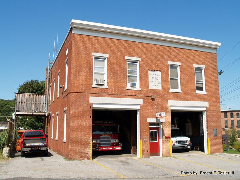 Fitchburg Station 2, 231 Fairmount St.