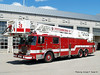 Tower Ladder 3 - 2011 KME Severe Service 102' Rearmount Tower