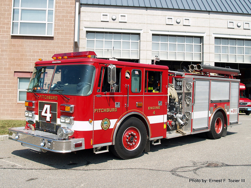 Engine 4 - 1997 Pierce Saber 1500/750