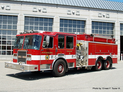 Fitchburg, MA Fire Apparatus