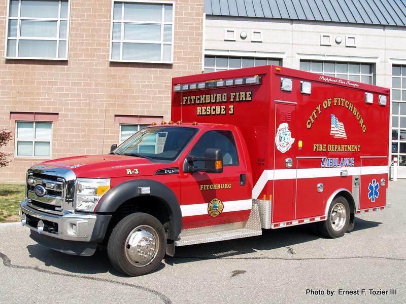 Rescue 3 - 2011 Ford F-450/Custom Works