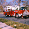 Ladder 3. Was a single axle rig when purchased but now has a dual rear axle that was added by the HFD shops. Picture of the truck as it is now is located in the fire apparatus gallery