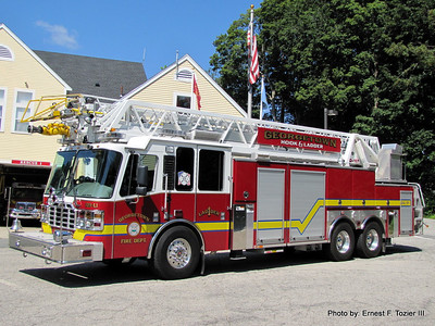 Georgetown, MA Fire Apparatus