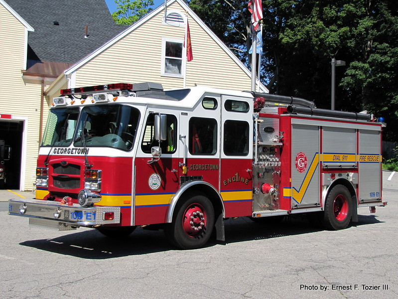 Engine 1 - 2005 E-One Typhoon 1500/750