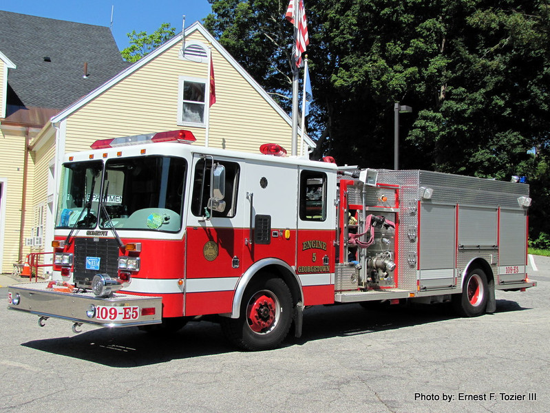 Engine 5 - 1999 HME/Central States 1250/750