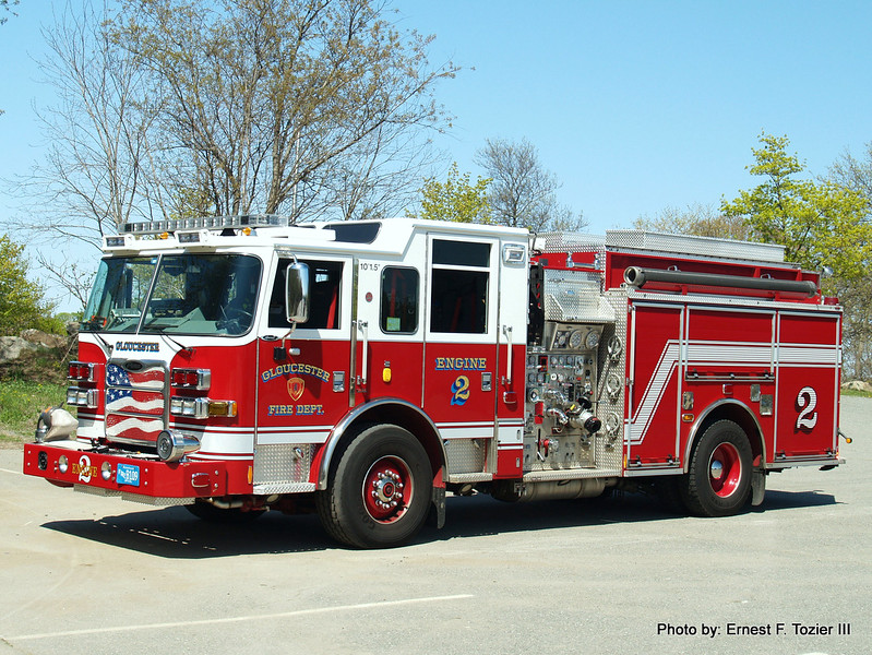 Engine 2 - 2013 Pierce Arrow XT 1500/750/30F