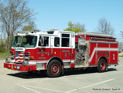 Gloucester, MA Fire Apparatus