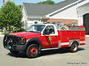 Squad 5 (505) - 2006 Ford F-550/Greenwood (Former Squad 1 body)