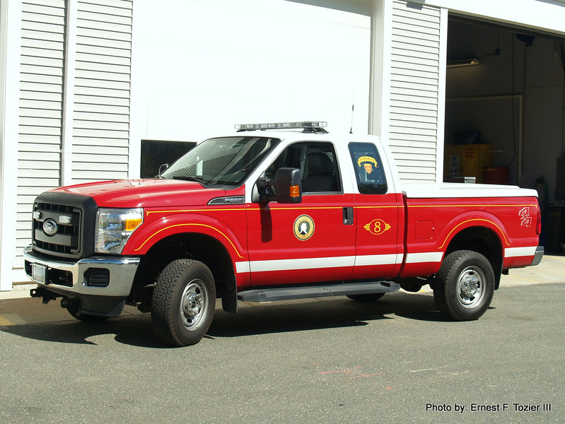 Utility 8 (508) - 2015 Ford F-250 4x4 Pickup