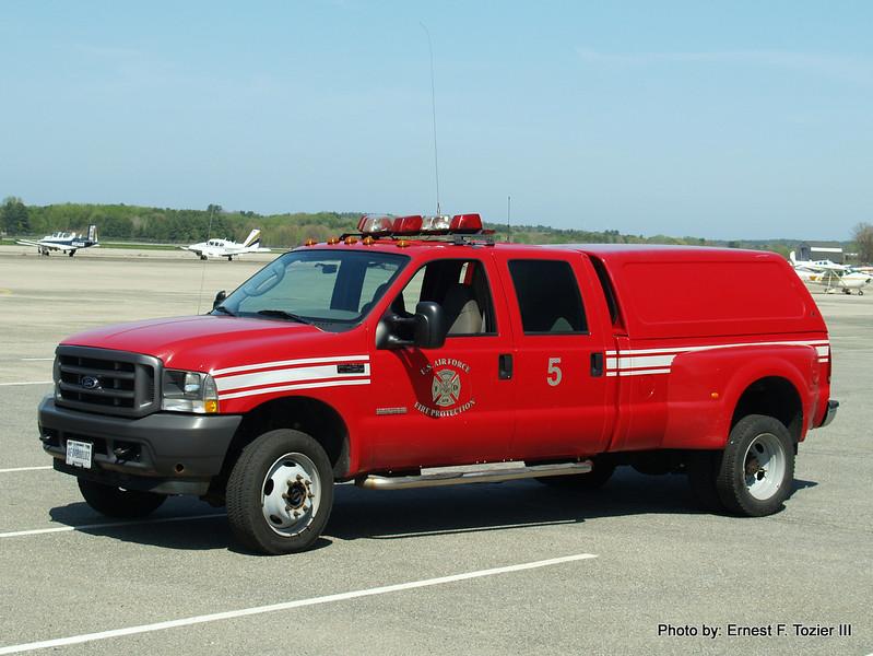 Utility 5 - 2004 Ford F-350 4x4