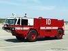 Crash 10 - 1987 Oshkosh P-19 1000/1000/130F/500 Dry Chemical